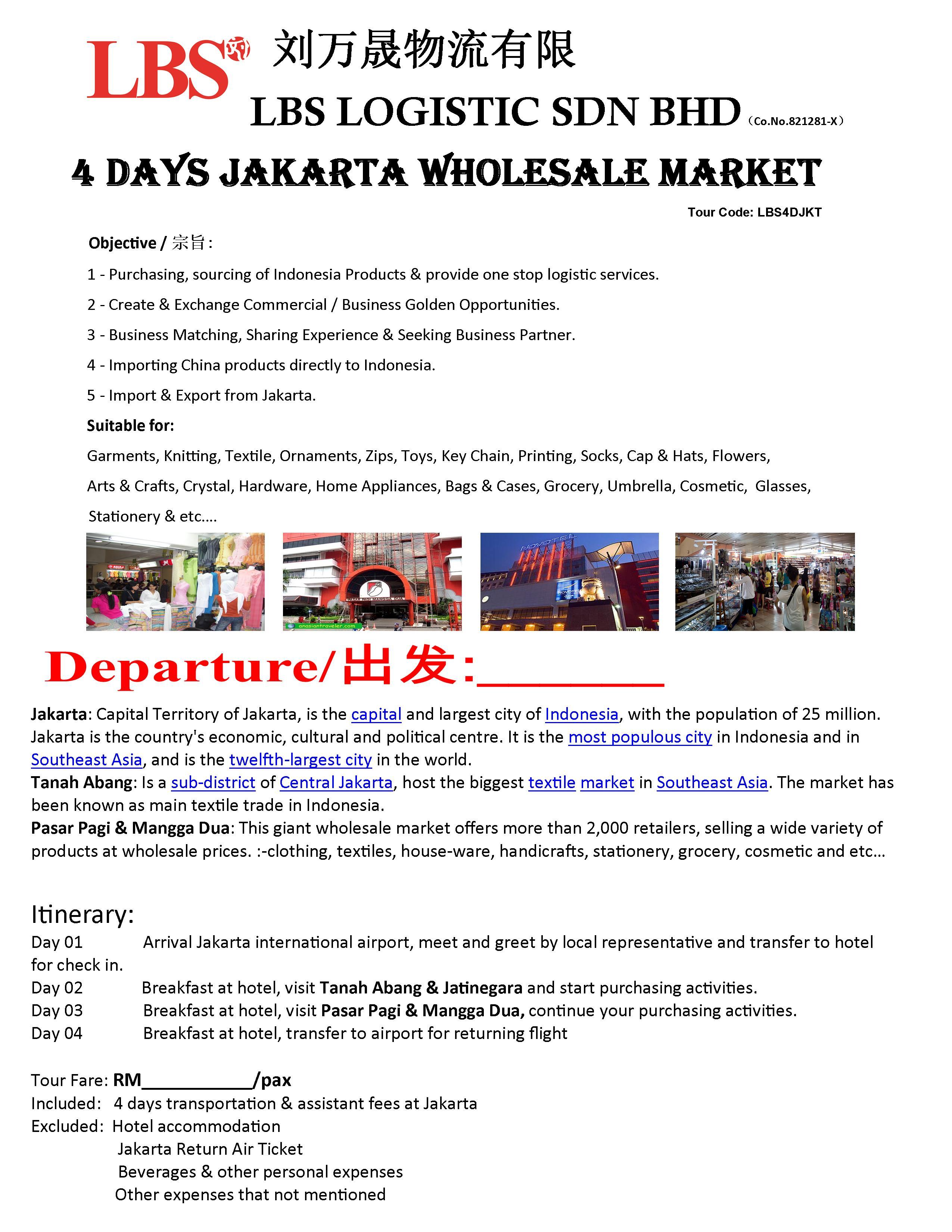 4D Jakarta